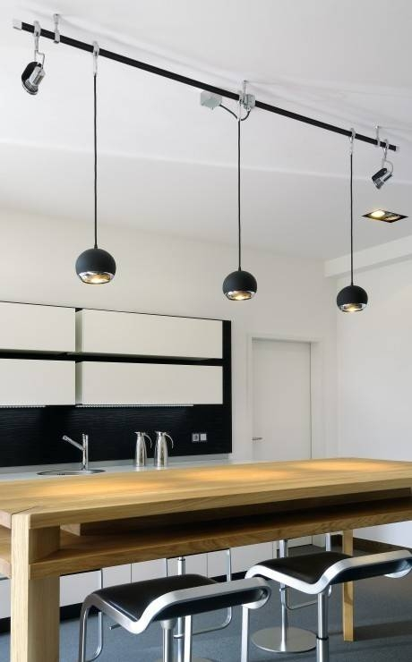 How To Configure A Track Lighting System Pertaining To Best And Newest Pendant Lighting For Track Systems (#7 of 15)