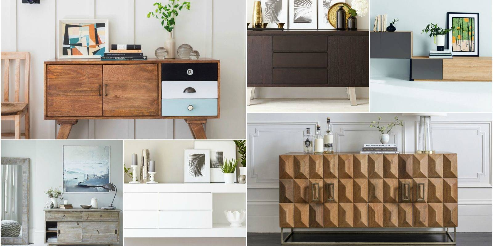 How To Style Your Sideboard In Most Popular Quirky Sideboards (#8 of 15)