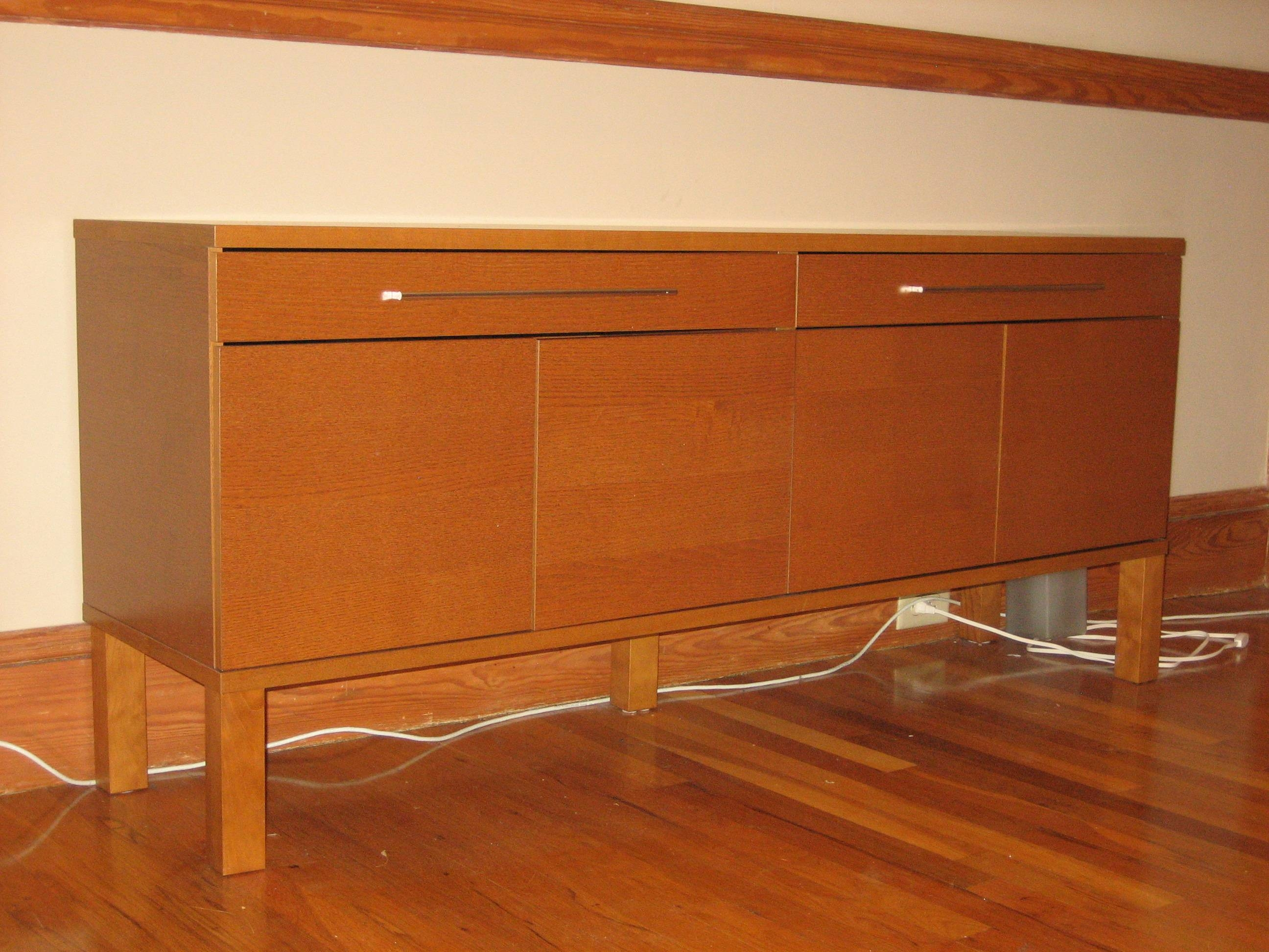 Ikea Bjursta Dining Table And Sideboard Regarding Most Popular Bjursta Sideboards (#3 of 15)