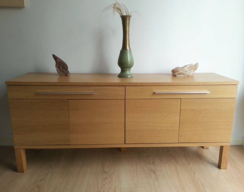 Ikea Bjursta Sideboard // Tv Unit | In Newcastle, Tyne And Wear In Best And Newest Bjursta Sideboards (#4 of 15)