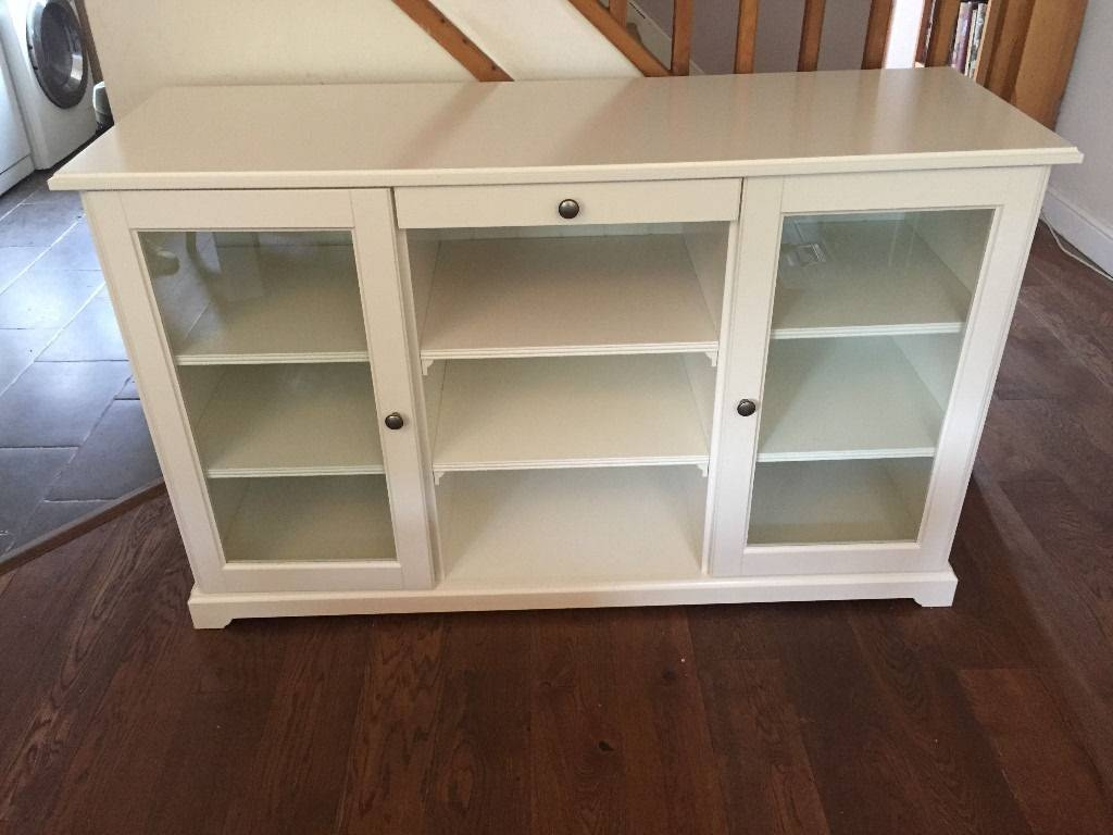 Inspiration about Ikea Liatorp White Sideboard Tv Unit   In Cirencester Inside Best And Newest Liatorp Sideboards (#14 of 15)