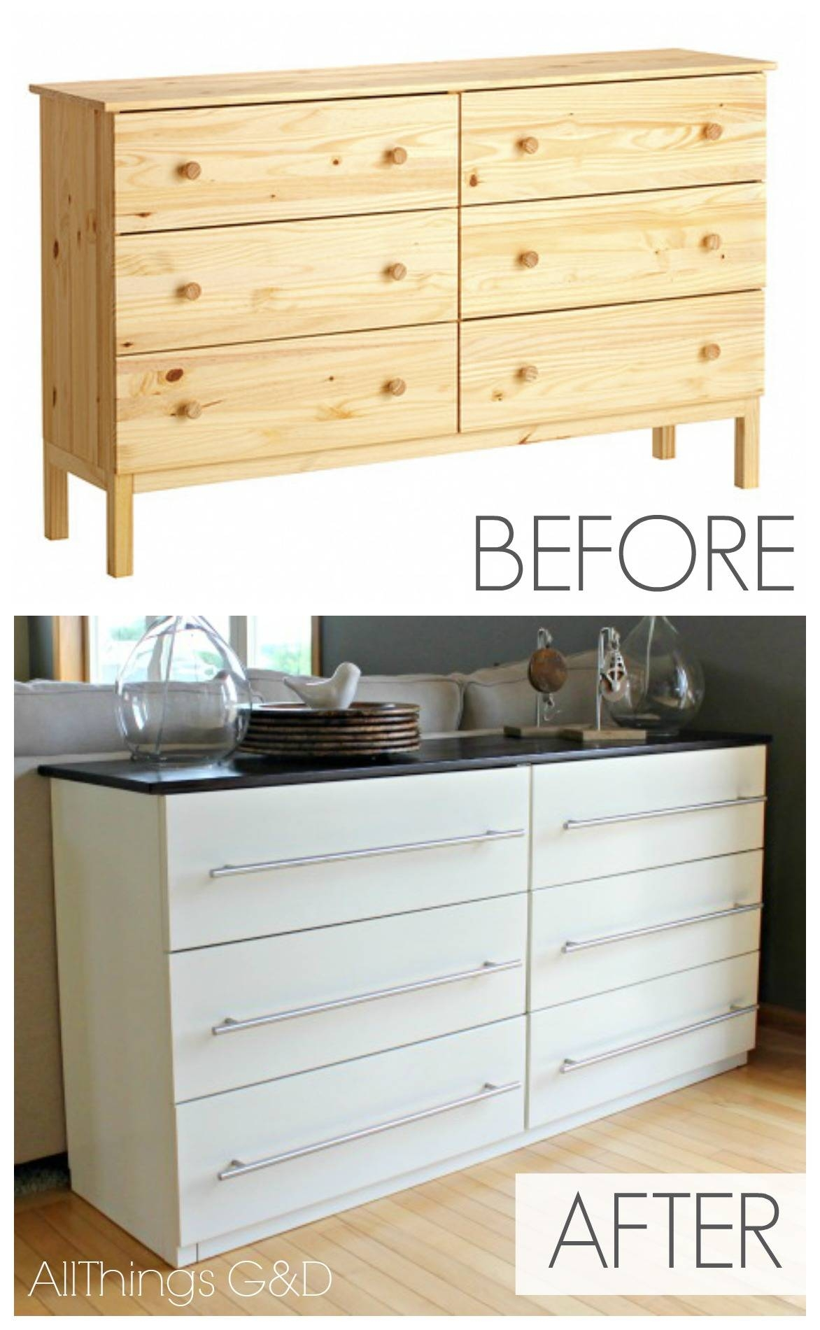 15 Ideas of Kitchen Dressers and Sideboards
