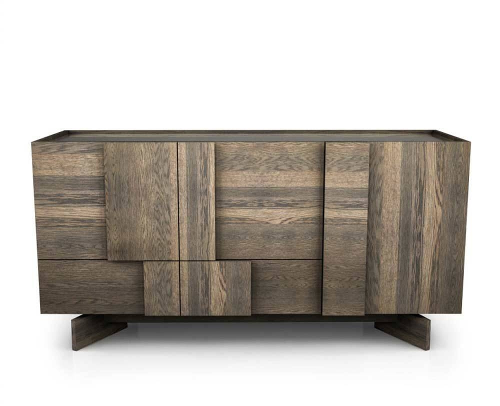 Illusion Buffet 48Inch Up Linehuppe | Modern Buffets Stations Throughout Most Recent 48 Inch Sideboards (#3 of 15)