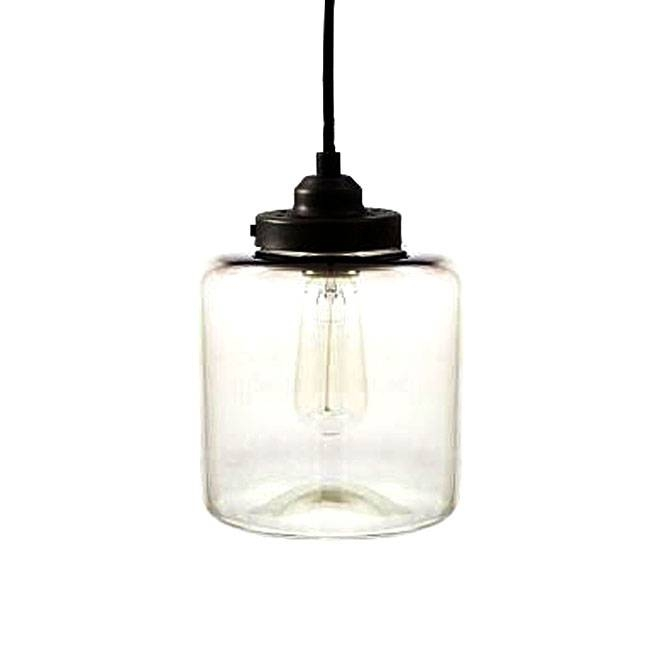 Jar Glass Pendant Lighting 9782 : Free Ship! Browse Project Pertaining To Recent Glass Pendant Lighting Fixtures (#8 of 15)