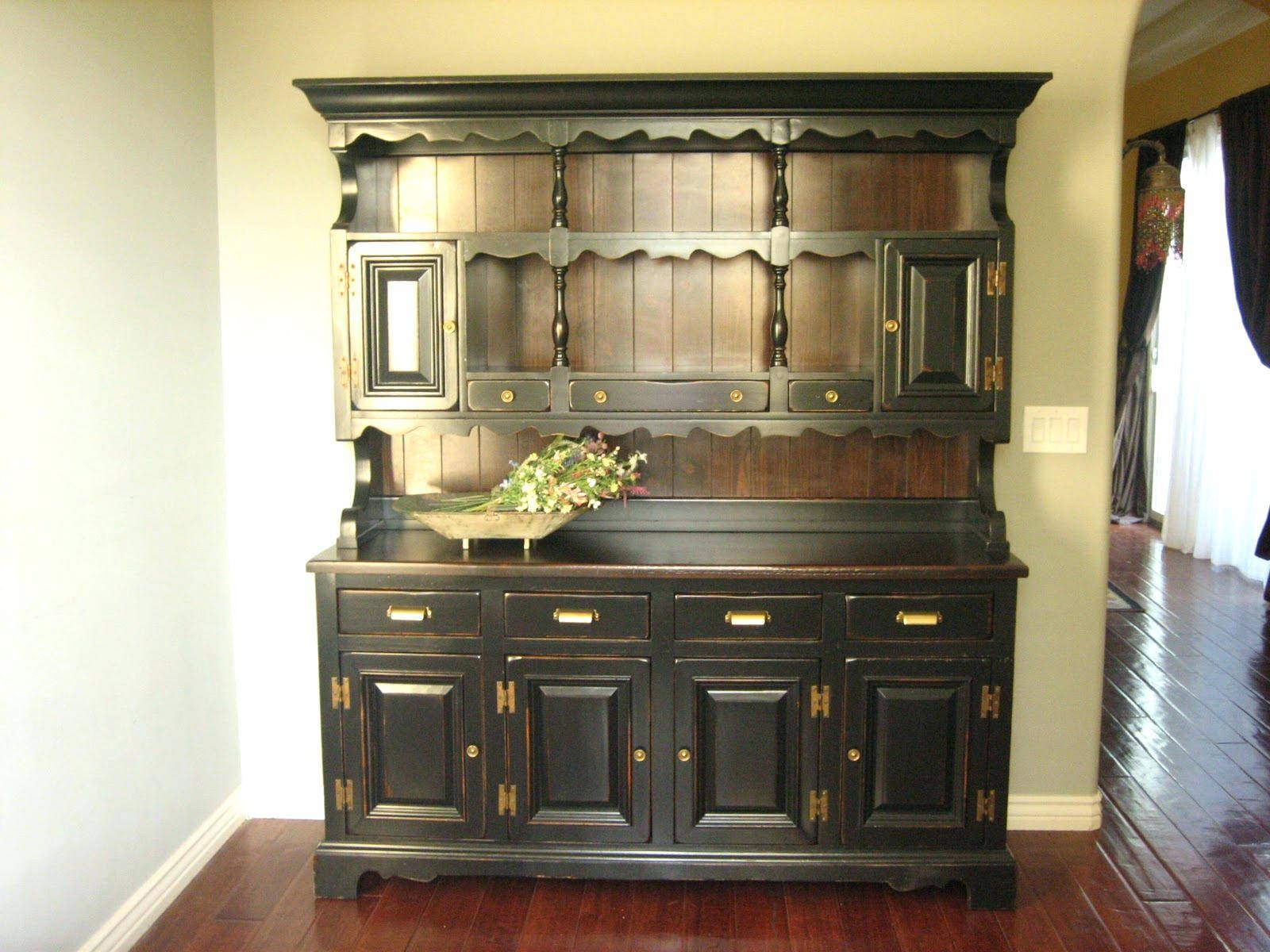 Kitchen Hutches – Bakusearch Regarding Most Recent Sideboards And Hutches (View 11 of 15)