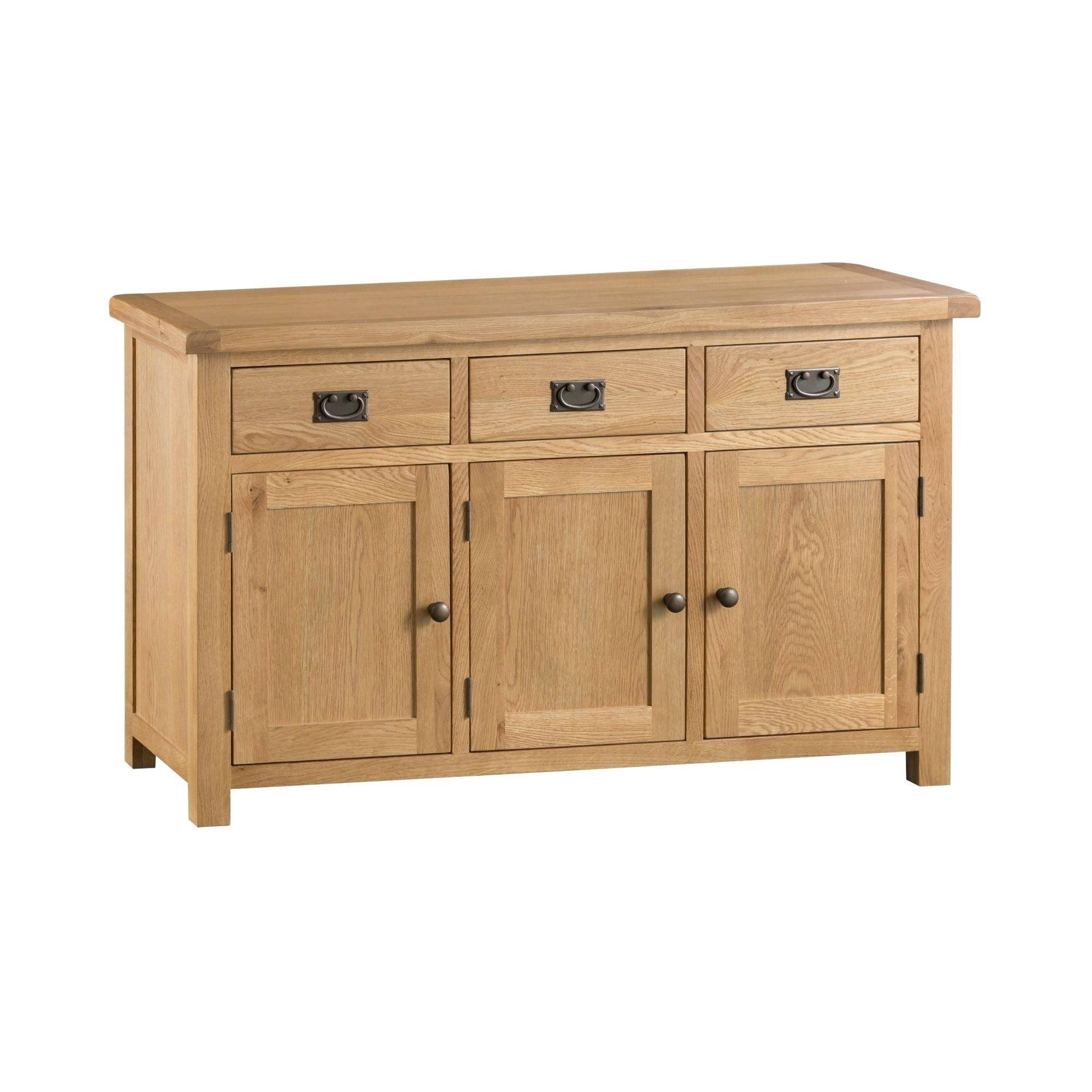 Large Sideboard Large Oak Sideboard Antique – Roborob (View 12 of 15)