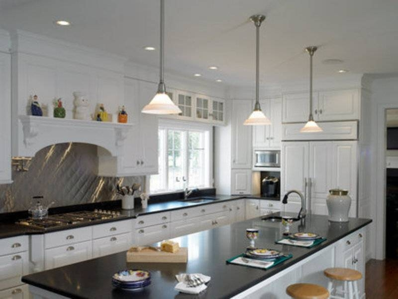 Latest Pendant Lighting For Kitchen Island Kitchen Island Pendant Inside Most Current Pendant Lights For Kitchen (View 9 of 15)