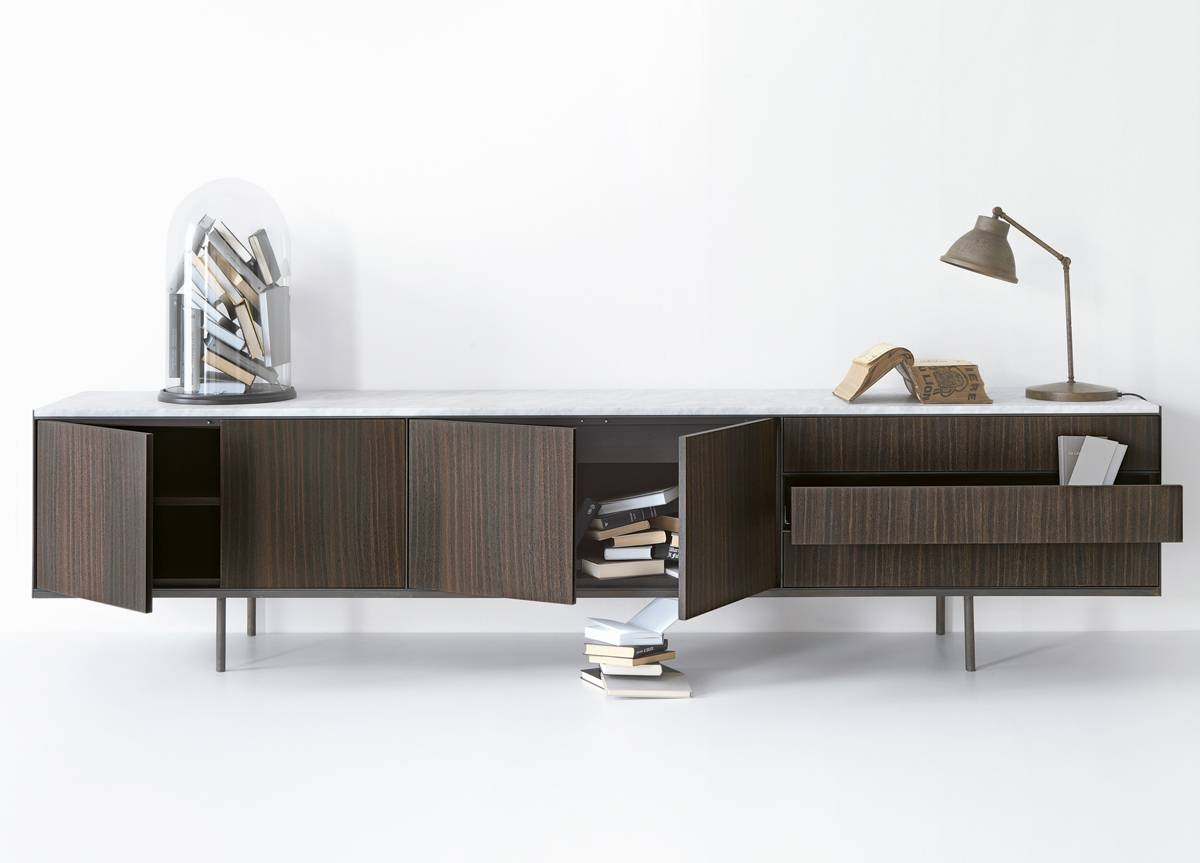 Lema Long Island Sideboard – Lema Mobili Italy At Go Modern With Most Recent Long Sideboards (#6 of 15)