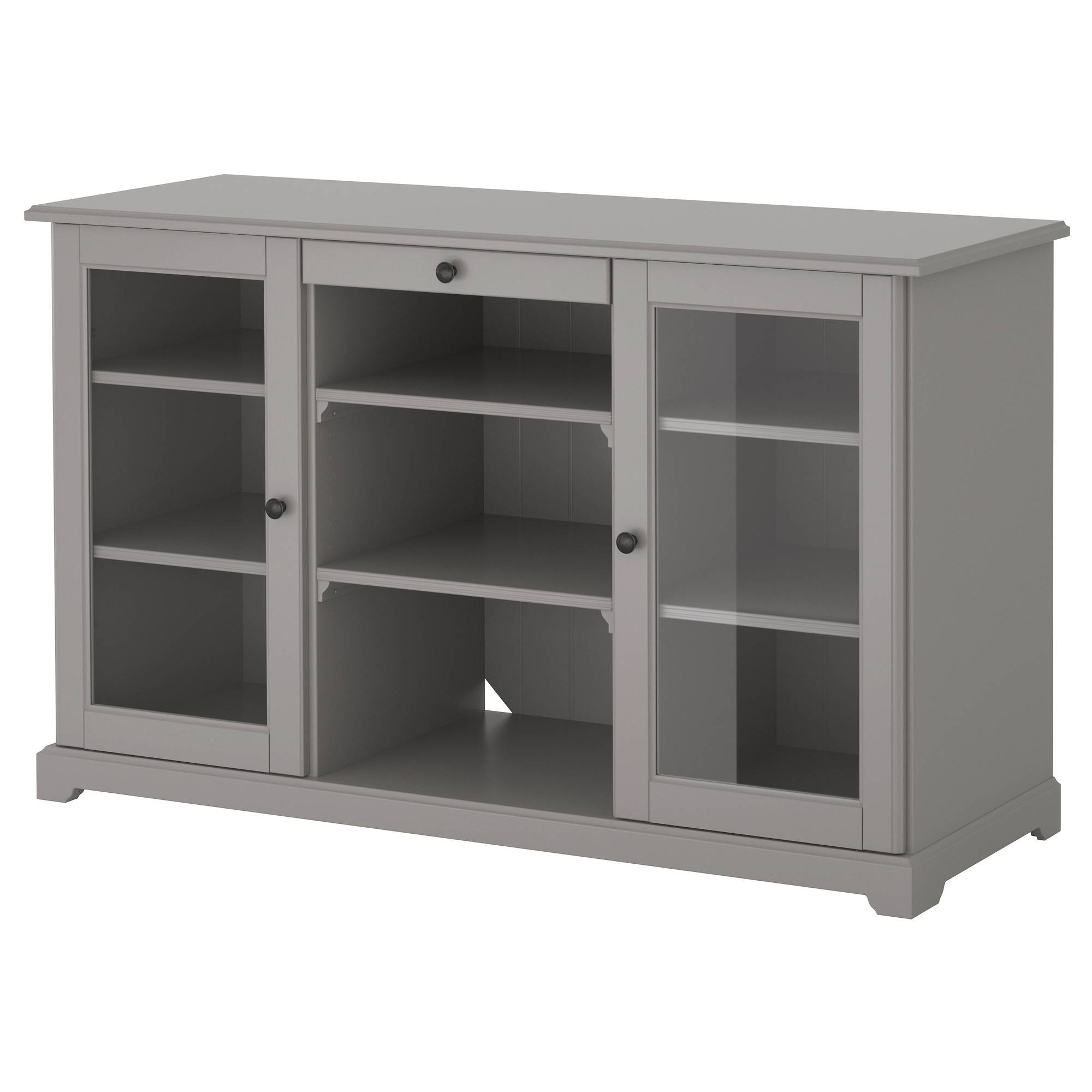 Liatorp Sideboard – Gray – Ikea Pertaining To Current Ikea Sideboards (#8 of 15)