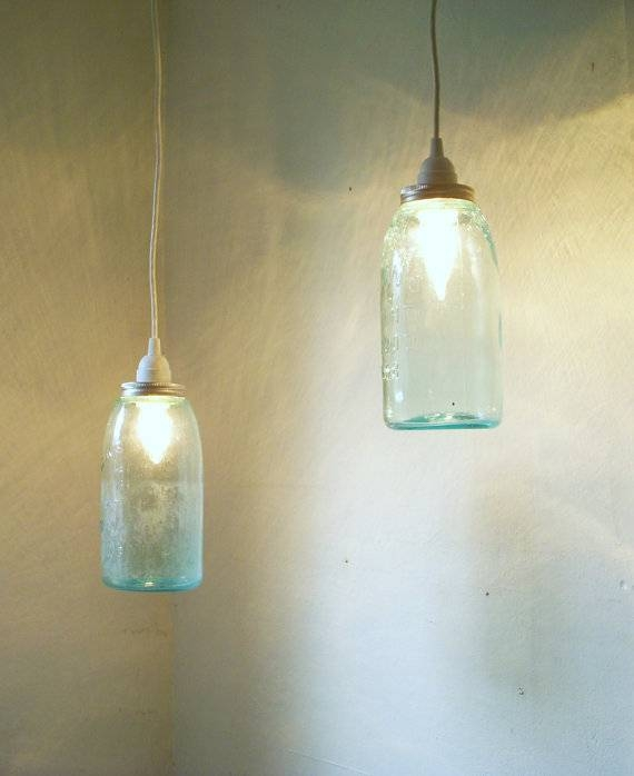 Lighting Design Ideas: Adorable Cobalt Blue Glass Pendant Lights Throughout Newest Glass Pendant Lighting Fixtures (View 13 of 15)