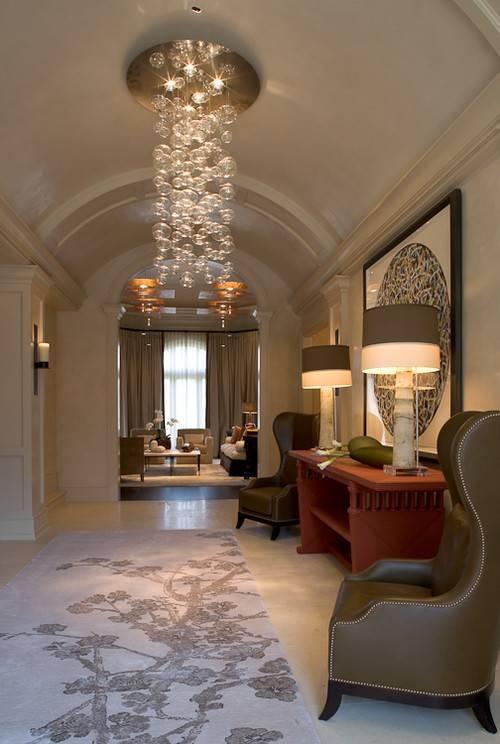 Lighting Elegant Modern Part 5 For Residence Entry Chandelier Intended For Recent Entry Foyer Pendant Lighting (#10 of 15)