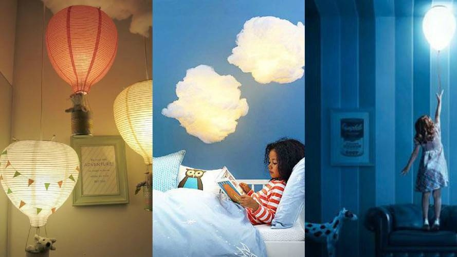 Lighting For Kids Rooms (#10 of 15)