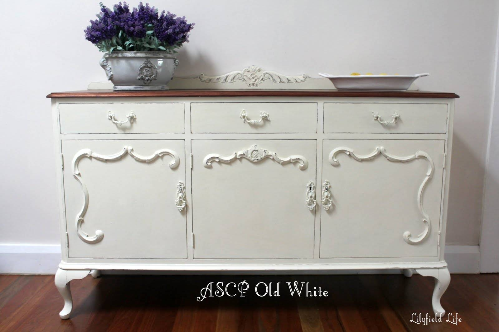 Lilyfield Life: Mix Tint Colour Annie Sloan Chalk Paint Pertaining To Most Recent Annie Sloan Painted Sideboards (#9 of 15)
