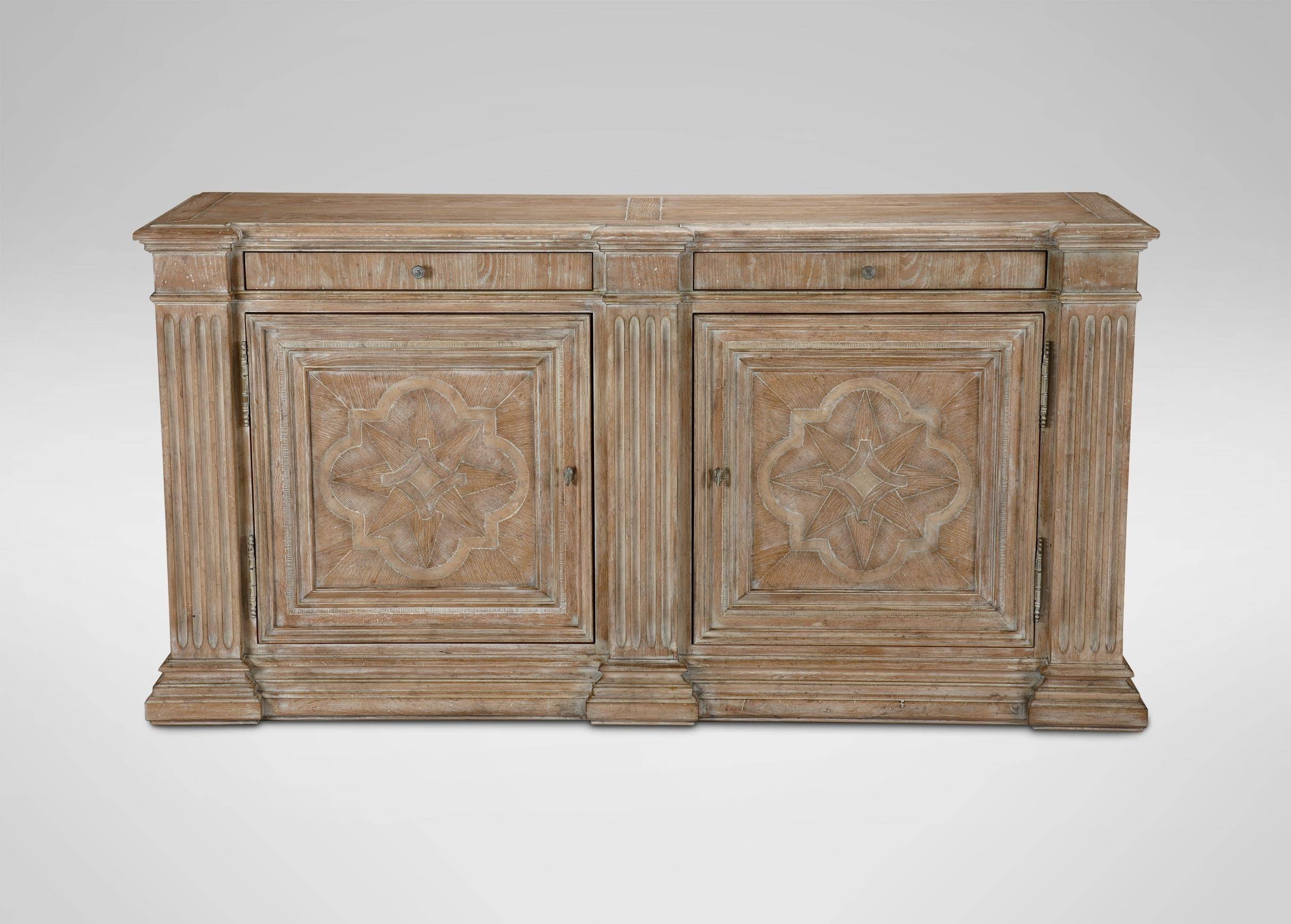 Lombardy Sideboard | Buffets, Sideboards & Servers For Most Recently Released Ethan Allen Sideboards (#6 of 15)