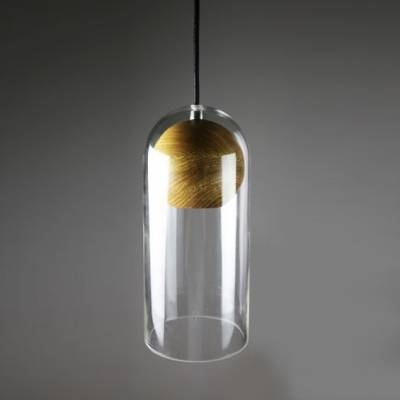 Long Shape Clear Glass Mini Pendant Light – Beautifulhalo For Most Current Clear Glass Mini Pendant Lights (View 10 of 15)
