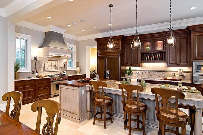 Lovely Rustic Pendant Lighting For Kitchen Kitchen | The Gather With 2018 Rustic Pendant Lighting For Kitchen (View 9 of 15)