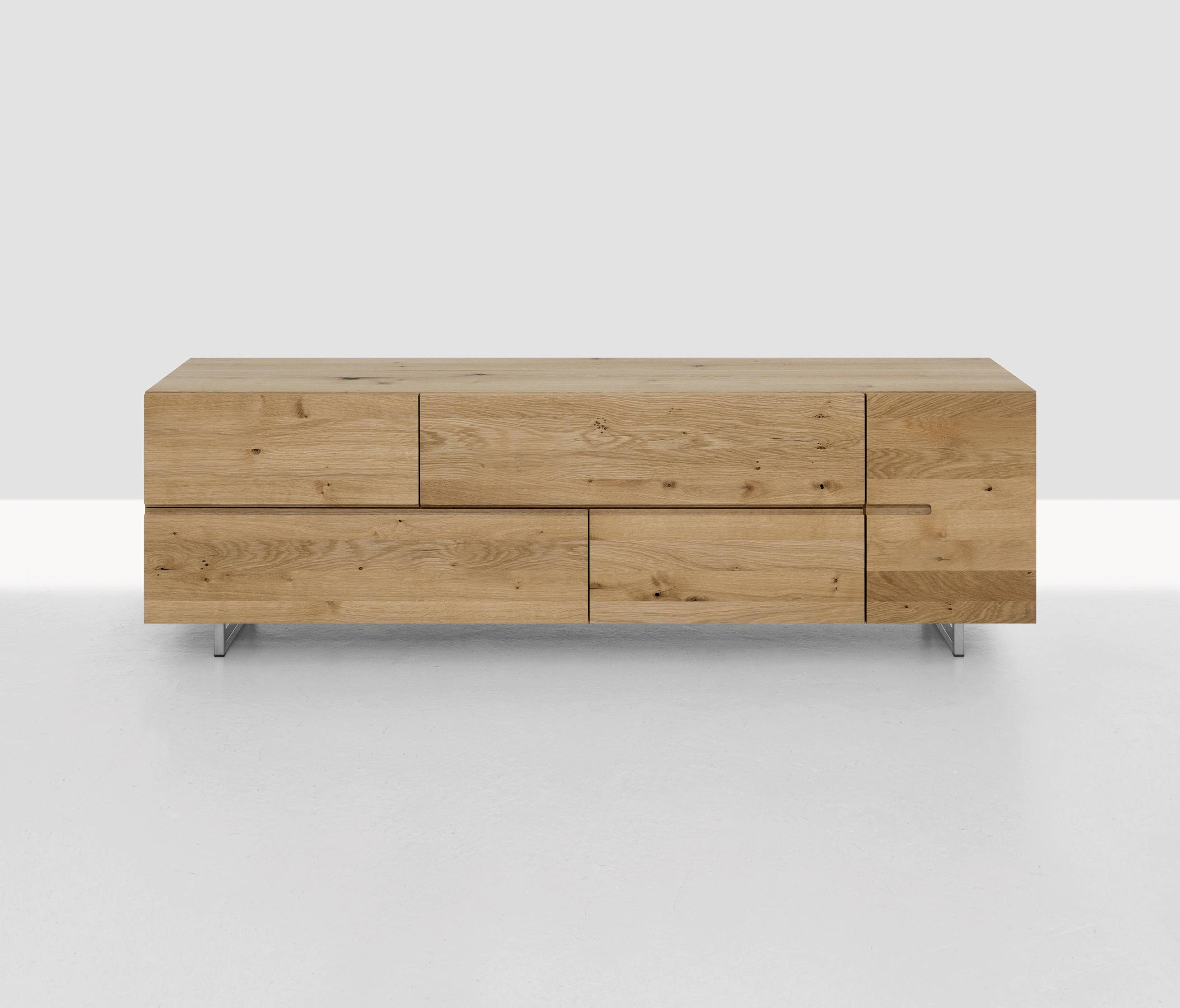 Low – Sideboards From Zeitraum | Architonic For Recent Low Wide Sideboards (#10 of 15)
