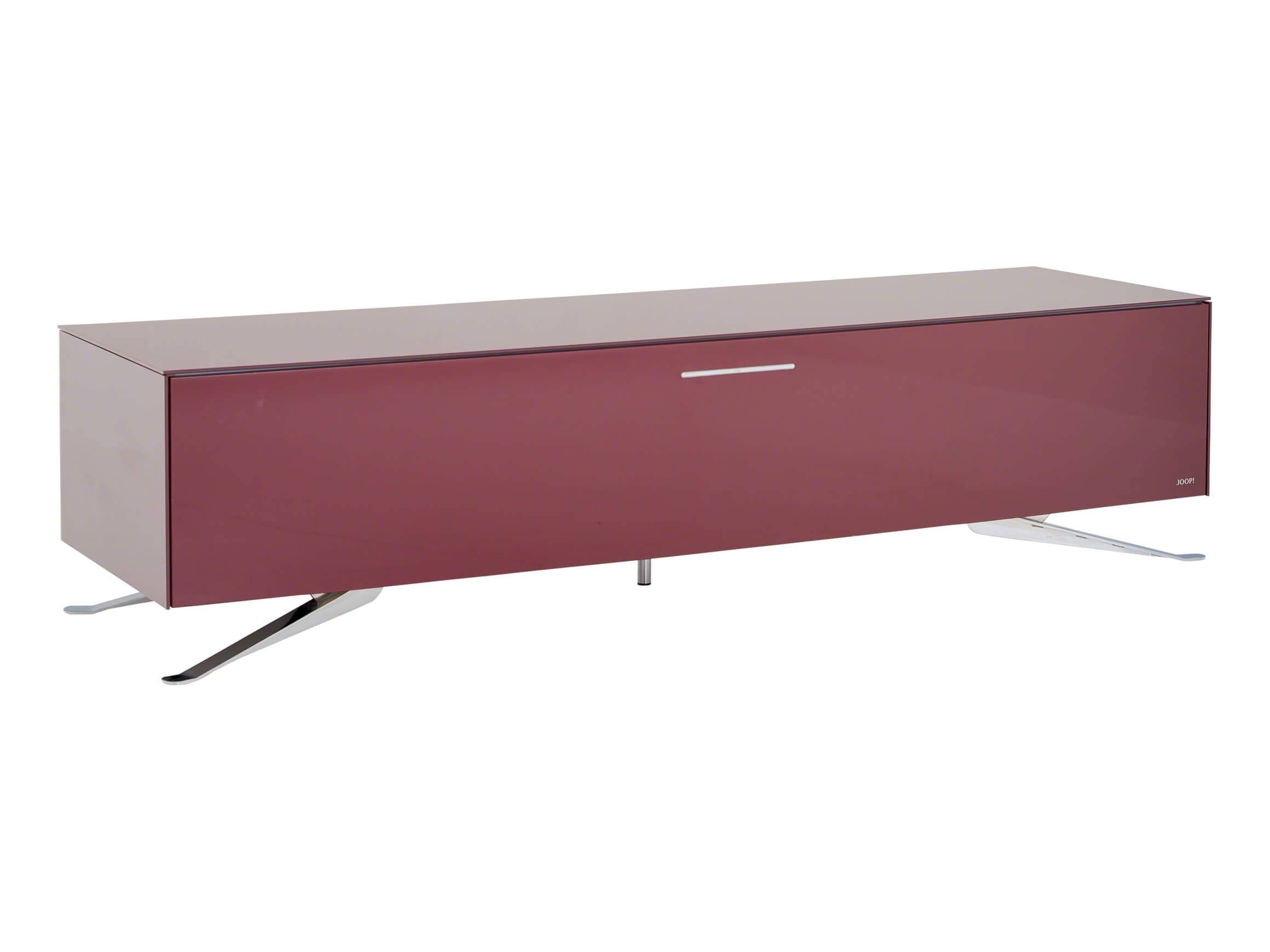 Lowboard Lounge 50247, Brombeer, Beleuchtung, B 202 Cm H 50 Cm T Intended For Newest Joop Sideboards (#10 of 15)