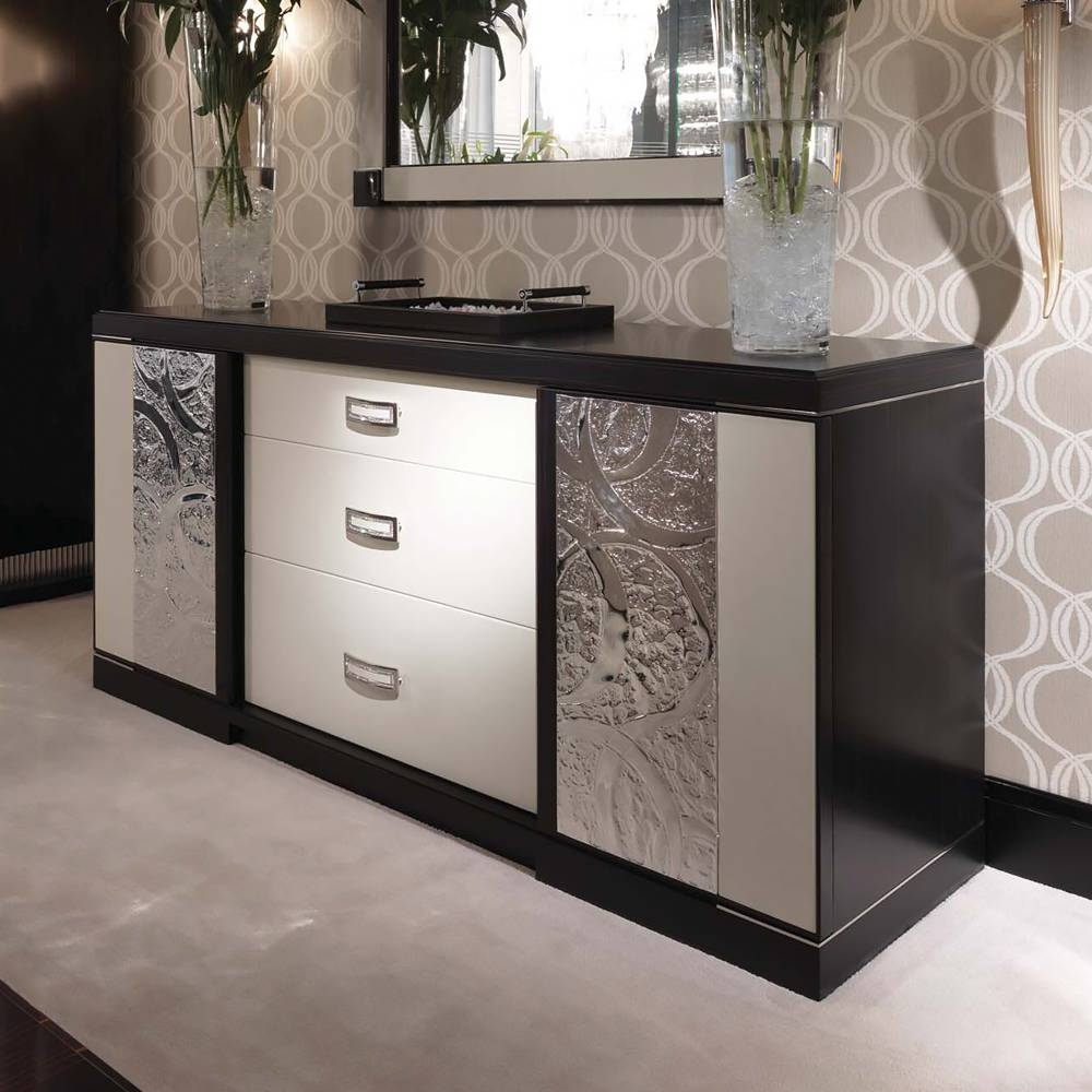 Luxury Sideboards & Cabinets – Exclusive High End Designer Sideboards Within Latest Sideboard Cabinets (#7 of 15)