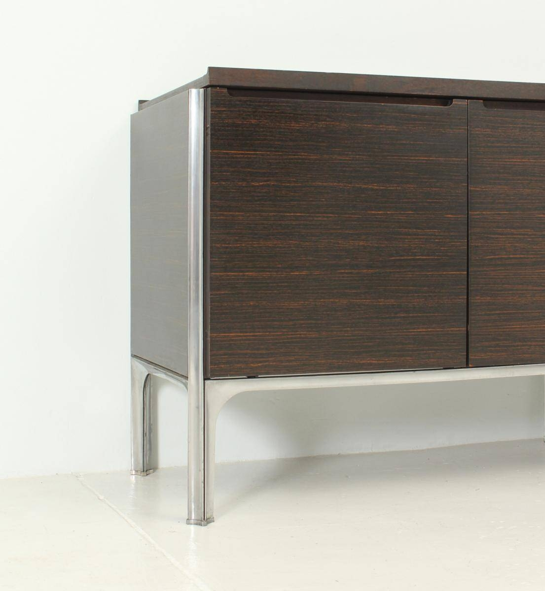Macassar Ebony Wood Sideboardraymond Loewy For Df 2000 For For Most Recently Released Affinity Sideboards (View 11 of 15)