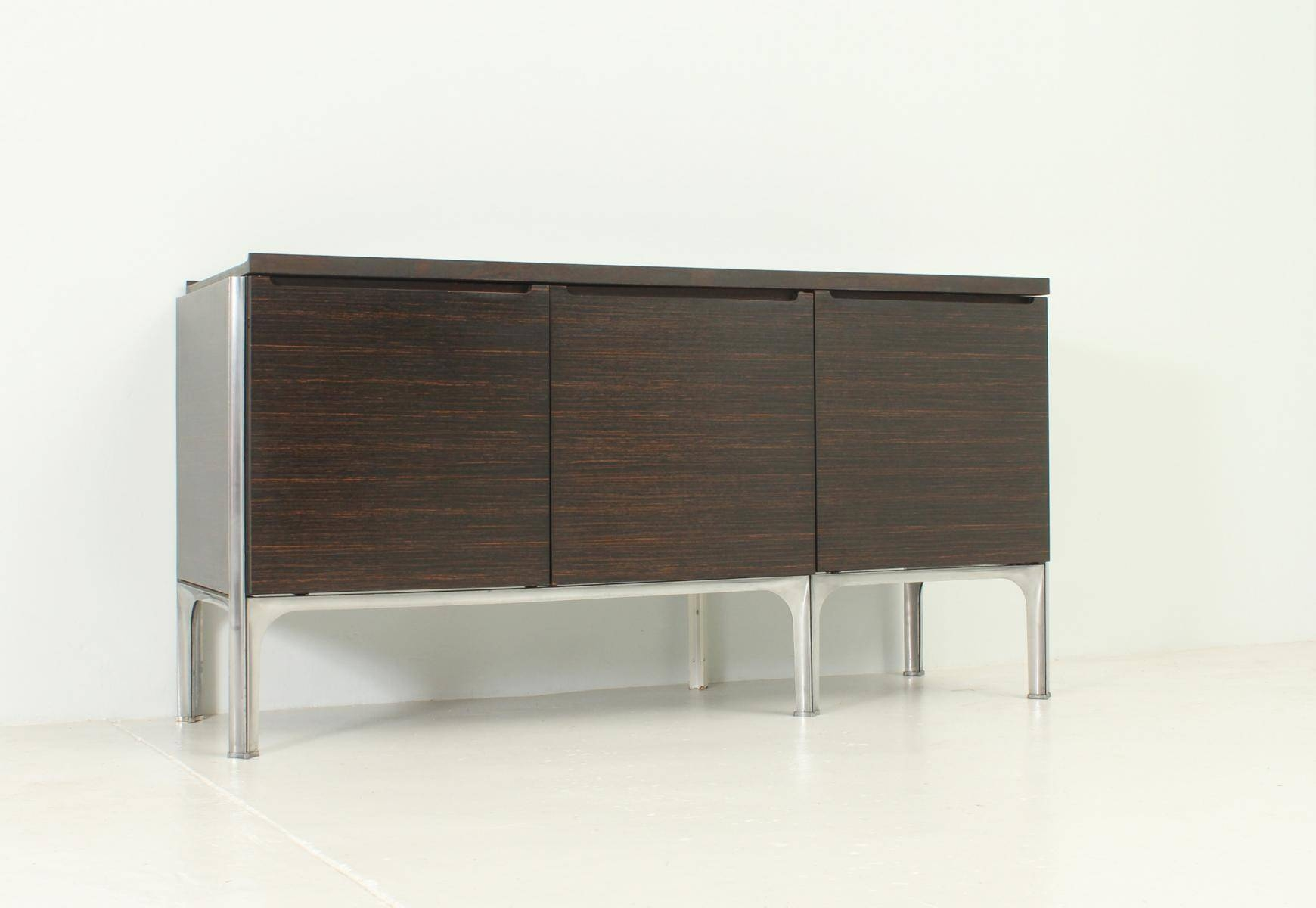 Macassar Ebony Wood Sideboardraymond Loewy For Df 2000 For Inside Newest Affinity Sideboards (#6 of 15)