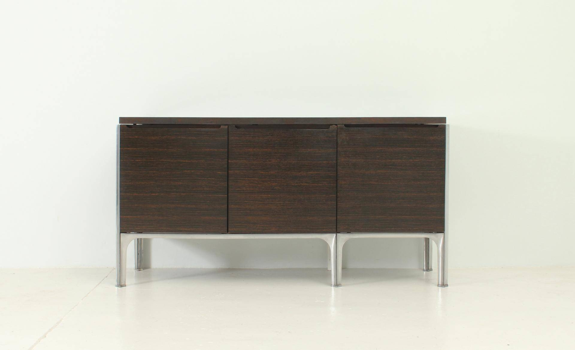 Macassar Ebony Wood Sideboardraymond Loewy For Df 2000 For Intended For Most Up To Date Affinity Sideboards (View 10 of 15)