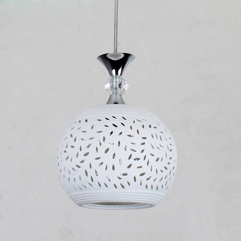 Mini Pendant Lights With White E27 Screw Base Inside Most Recently Released White Mini Pendant Lights (#8 of 15)
