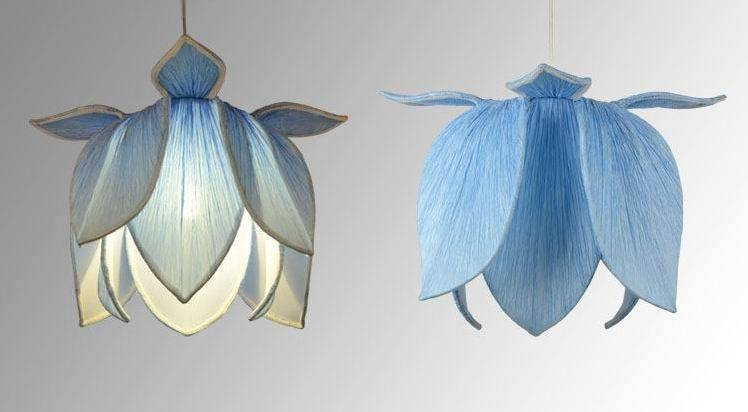Modern Fashion Chinese Style Lotus Flower Pendant Light Hanging With Regard To 2017 Flower Pendant Lights (#10 of 15)