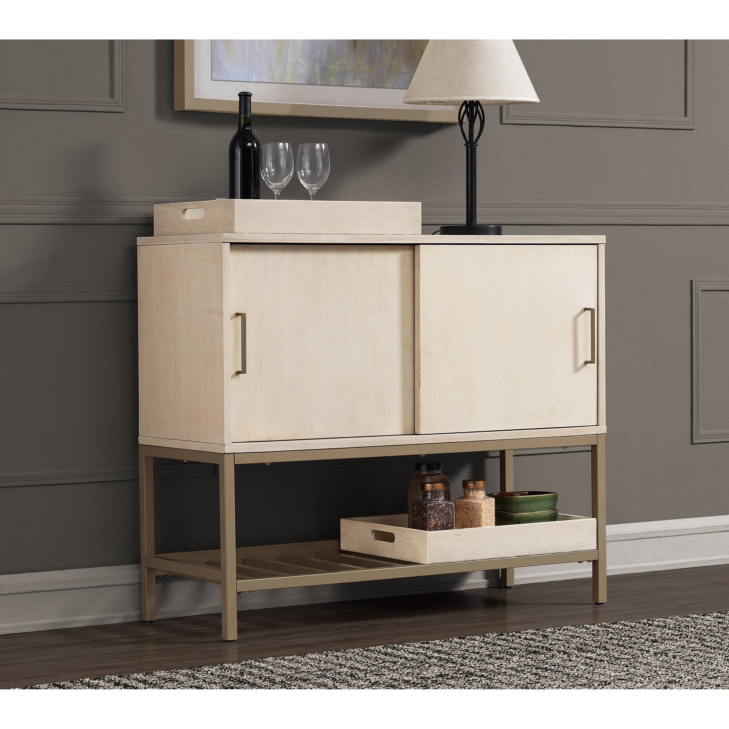 Moonlight 42 Inch Buffet – Free Shipping Today – Overstock With Recent 42 Inch Sideboards (#11 of 15)
