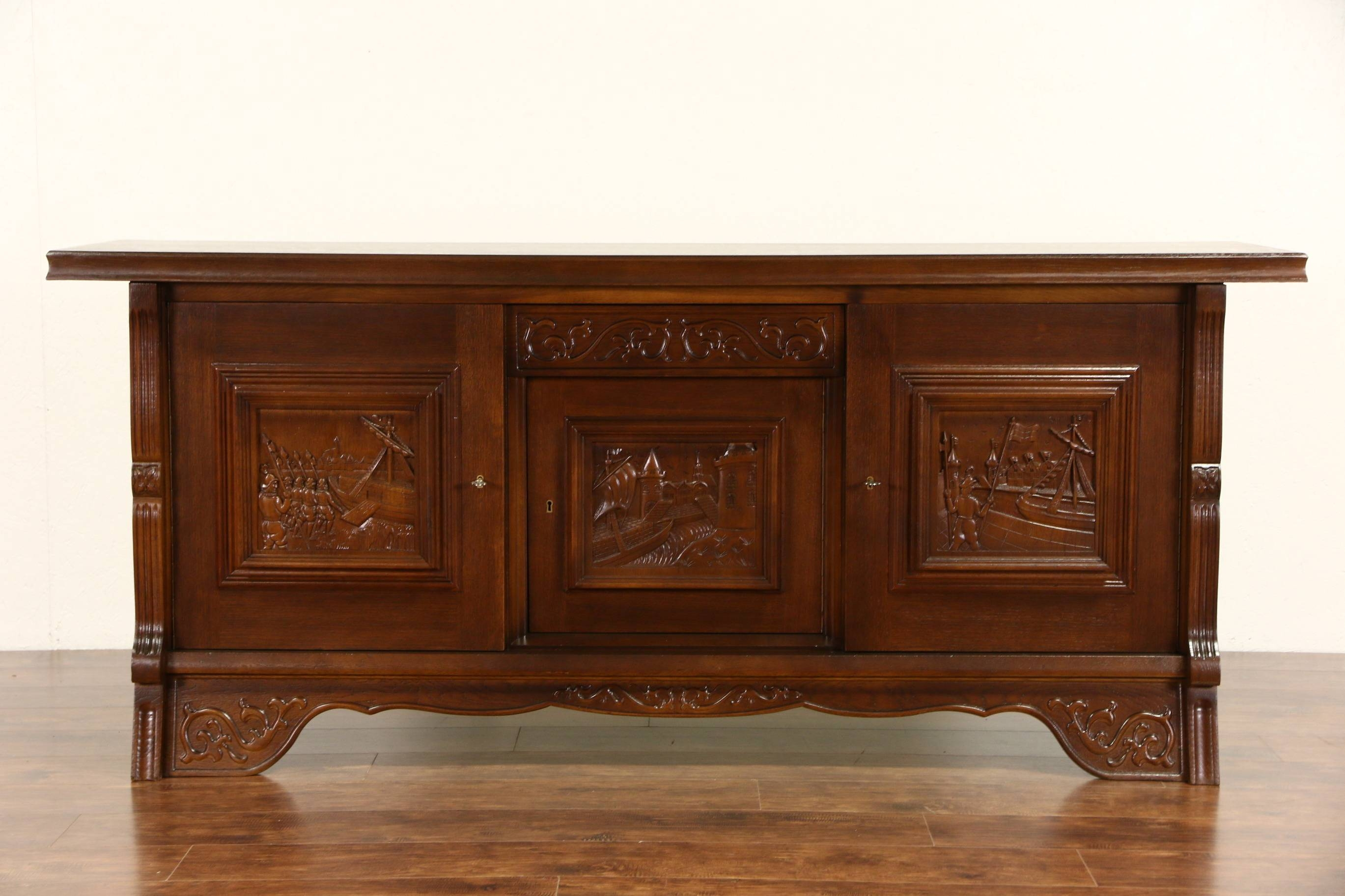 New Credenzas And Sideboards – Bjdgjy Pertaining To Most Popular Credenzas And Sideboards (View 12 of 15)