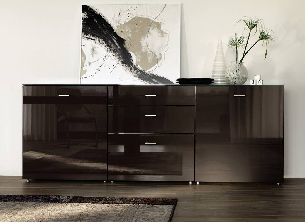 Now! 14 Sideboards – Ultimo Interiors Within Latest Black Brown Sideboards (#12 of 15)