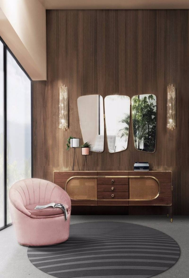 Old Is New: Contemporary Sideboards Inspiredthe 50s And The 60s Regarding Best And Newest 50s Sideboards (View 13 of 15)