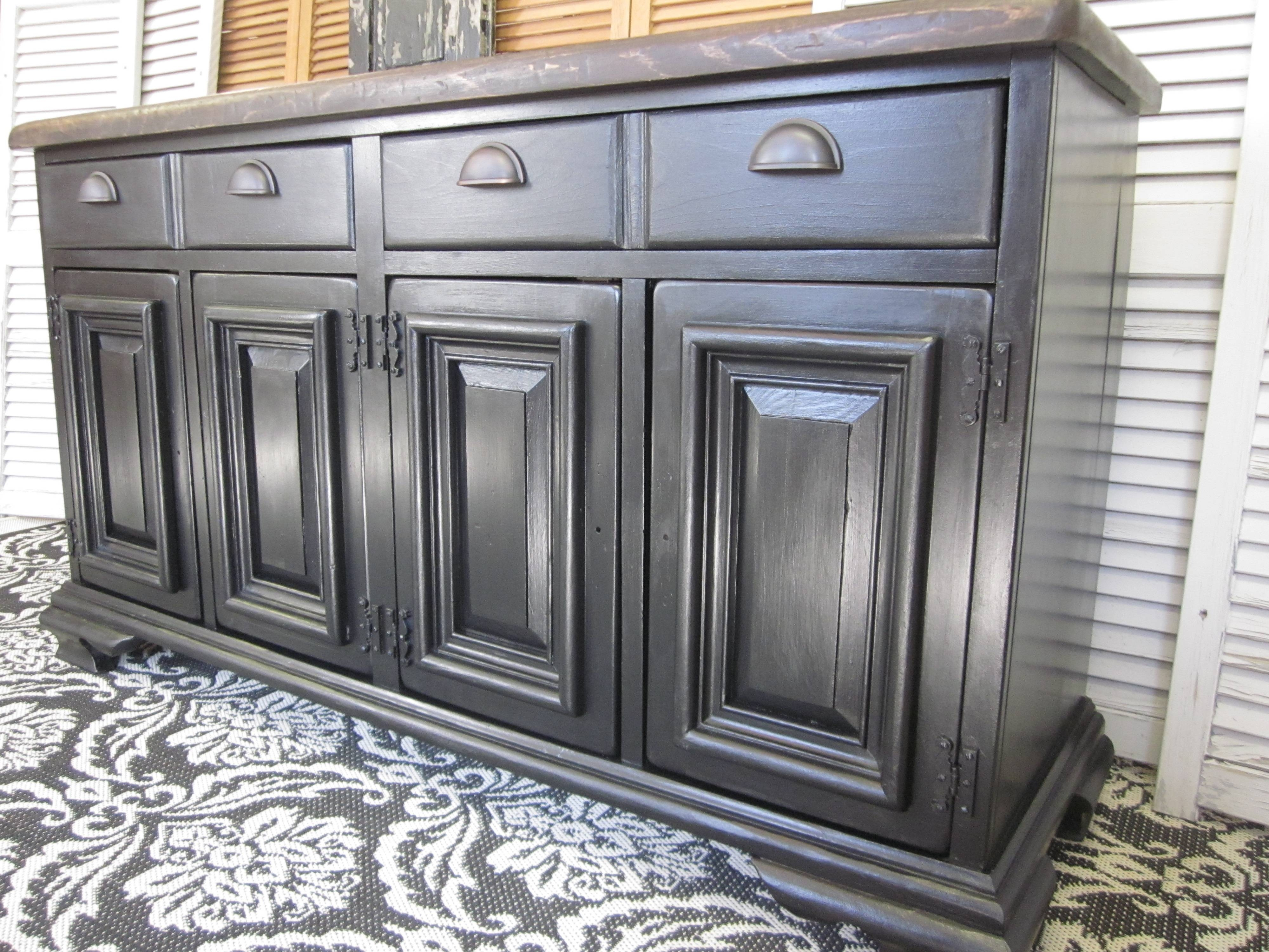 Old World Pottery Barn & Arhaus – Inspired Sideboard | Entri Ways With Regard To Best And Newest Pottery Barn Sideboards (#3 of 15)