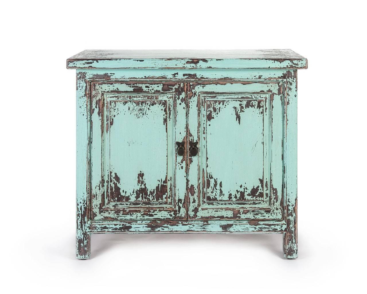Oriental Sideboard – Mindi Wood – Vintage Style Furniture With Newest Vintage Sideboards (#6 of 15)