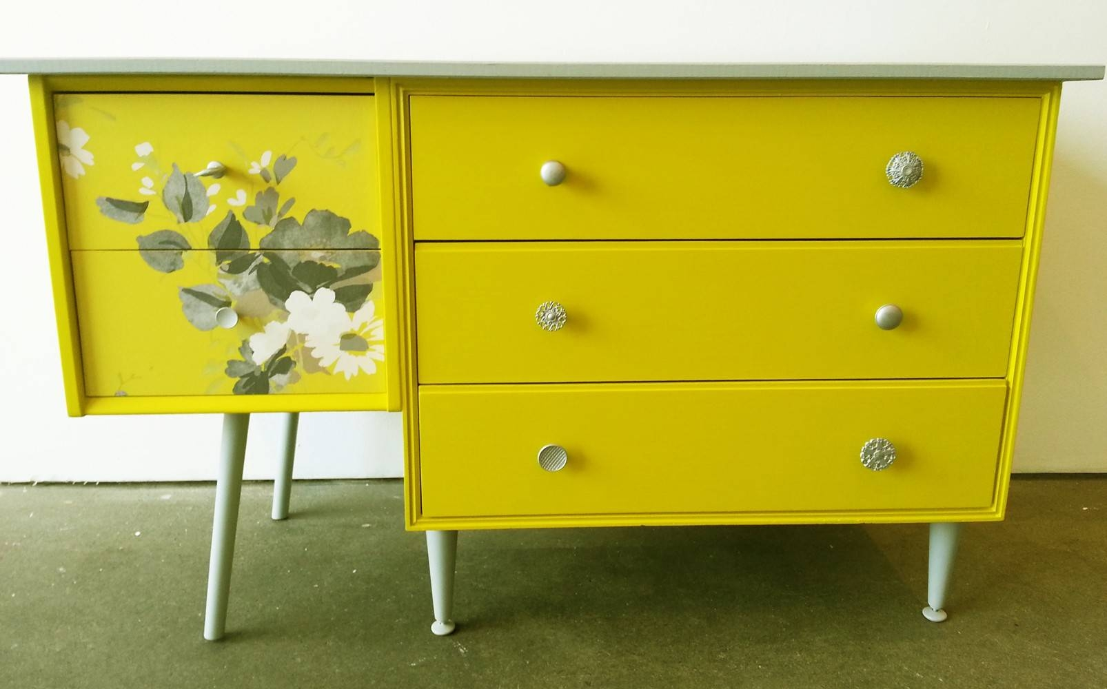 Our Top 10 Upcycled Sideboard Ideas – Part One – Remadeinbrit Inside Latest Quirky Sideboards (#11 of 15)