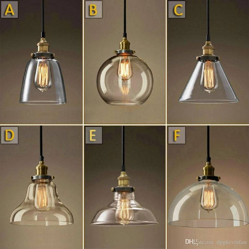 Pendant Light: Clean Pendant Lights With Edison Bulbs Ideas Of With Regard To Most Up To Date Edison Bulb Pendant Lights (#8 of 15)