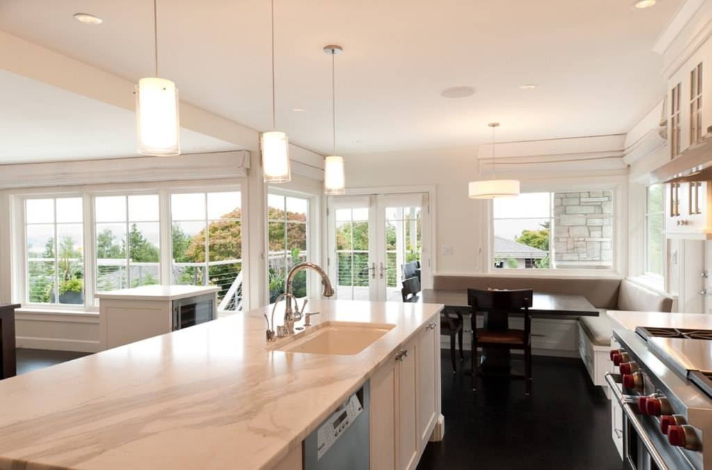 Pendant Light Your Kitchen Island – Tips And Tricks To Play With Regarding Most Popular Pendant Lights For Kitchen Over Island (View 11 of 15)