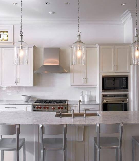 Pendant Lighting For Kitchen: Illuminate Your Mood – Designinyou Within Most Current Kitchen Pendant Lighting (#11 of 15)