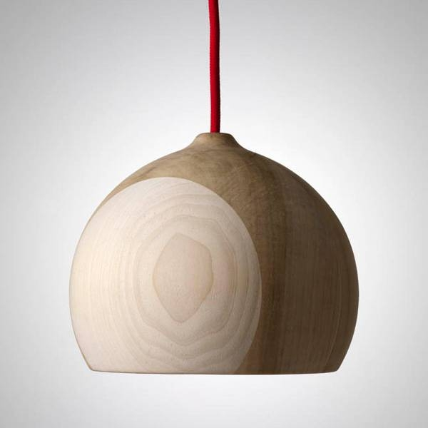 Popular Photo of Wooden Pendant Lighting