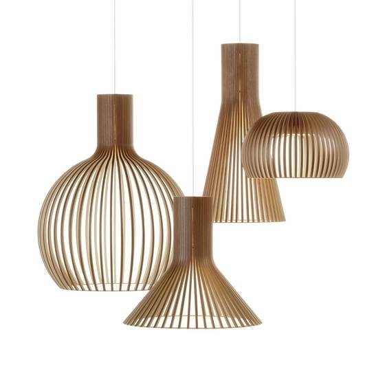 Pendant Lighting Ideas: Awesome Wood Pendant Light Fixture Wood Intended For Most Up To Date Wooden Pendant Lighting (#13 of 15)