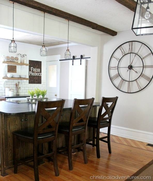 Pendant Lighting Ideas: Best Farmhouse Style Pendant Lighting Intended For Most Up To Date Farmhouse Style Pendant Lighting (View 4 of 15)