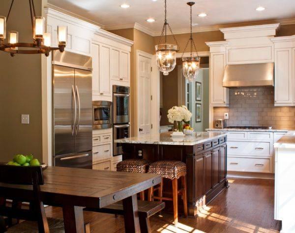 Pendant Lighting Ideas: Images Of Best Kitchen Island Pendant Regarding Most Popular Pendant Lights For Kitchen (#12 of 15)