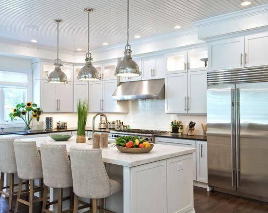 Pendant Lighting Ideas: Marvelous Shape Kitchen Pendant Lighting Inside Most Recent Kitchen Pendant Lighting (#13 of 15)
