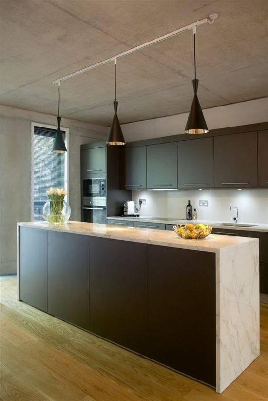 Pendant Lighting Track System For Kitchen Island 2 | Kitchen Design Inside Best And Newest Pendant Lighting For Track Systems (#12 of 15)