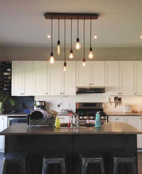 Pendant Lights Above Kitchen Island – Gougleri With Most Current Pendant Lights For Kitchen (#14 of 15)