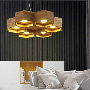 Pendant Lights Led Country Living Room / Bedroom / Dining Room Within Newest Kids Room Pendant Lights (#15 of 15)