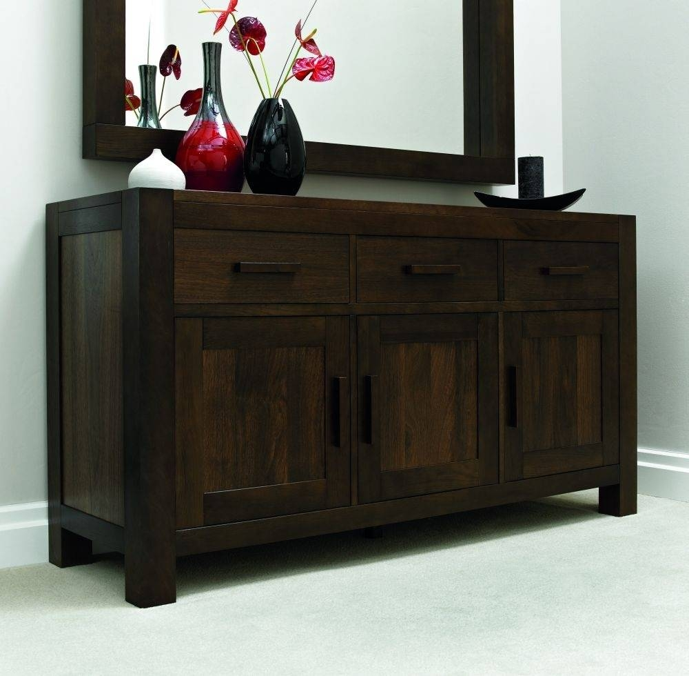 Photos Walnut Sideboards – Buildsimplehome With Regard To Latest Walnut Sideboards (#7 of 15)