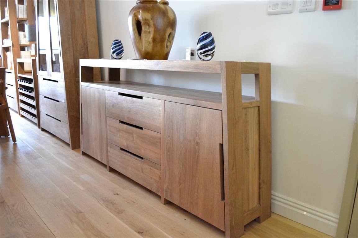Inspiration about Reclaimed Teak Sideboard – Sahara Inside Most Recently Released Reclaimed Sideboards (#3 of 15)