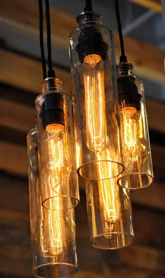 Inspiration about Recycled Glass Pendant Lights #21384 | Astonbkk Within Most Up To Date Recycled Pendant Lights (#10 of 15)