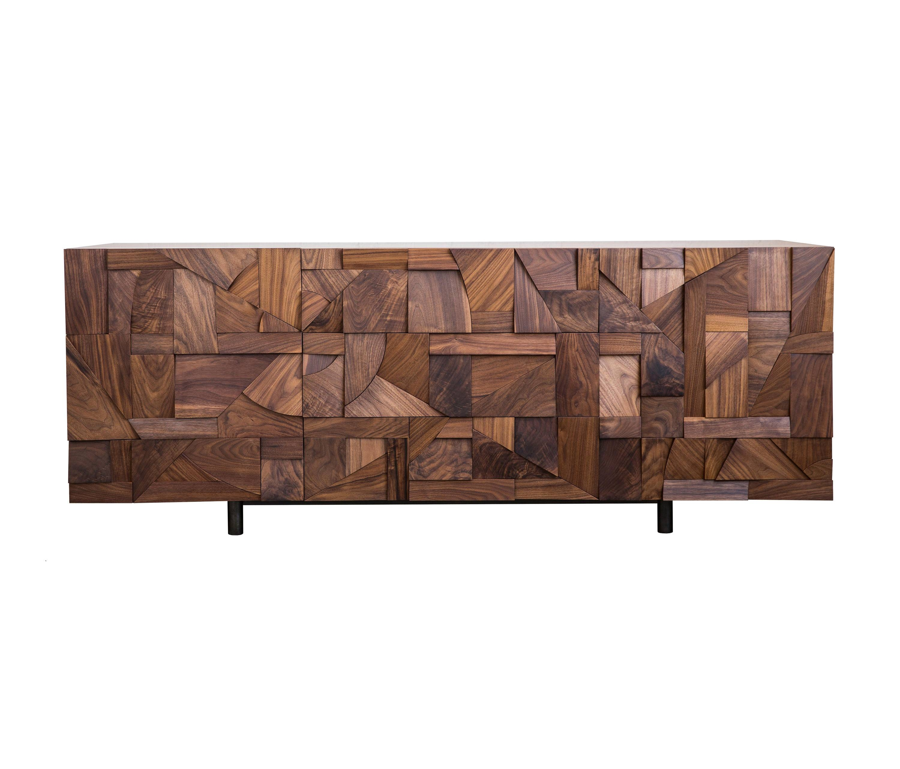 Inspiration about Relief Credenza – Sideboards From Todd St. John | Architonic Throughout 2018 Credenza Sideboards (#10 of 15)